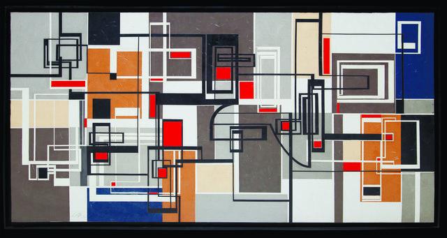 , 'Itineraires,' 2008, BOCCARA ART