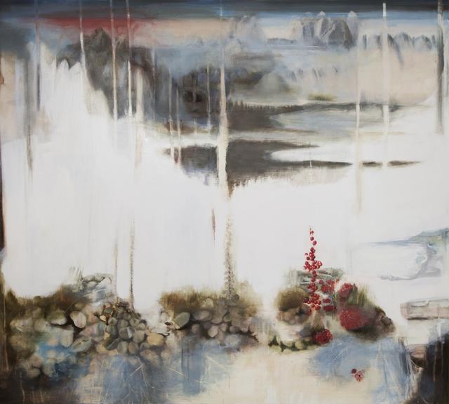 , 'White Night,' 2017, Galerie Huit