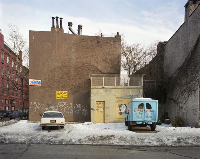, 'Washington and Bank Street, 1985,' 1985, Dillon + Lee