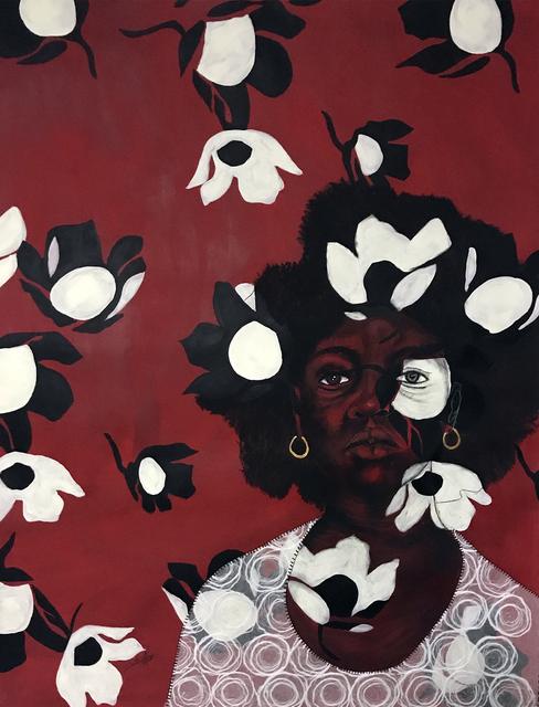 , 'The Soul in Red,' 2017, Nicole Longnecker Gallery