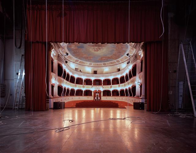 , 'Teatro Regina Margherita, Racalmuto Sicily, Italy,' 2018, Galerie XII