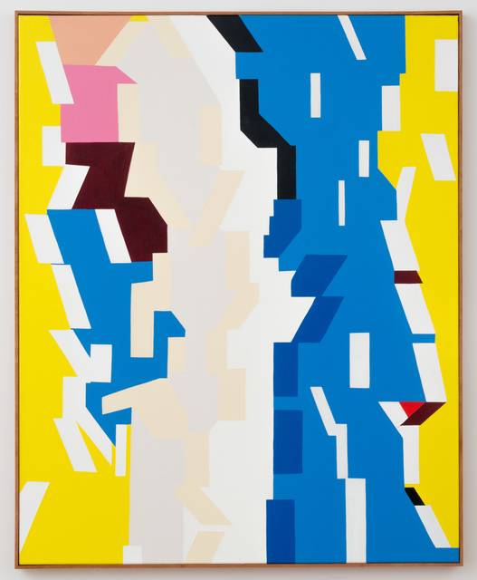 , 'Waterfall,' 2013, Fleisher/Ollman