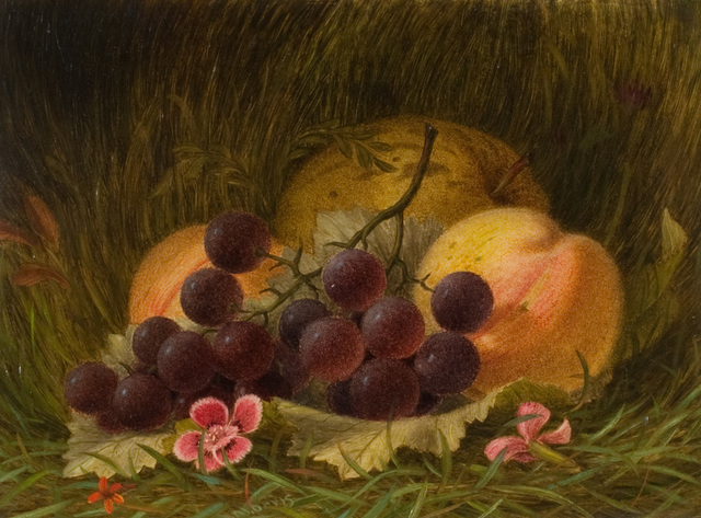 , 'Still Life with Grapes and Peaches,' , Questroyal Fine Art