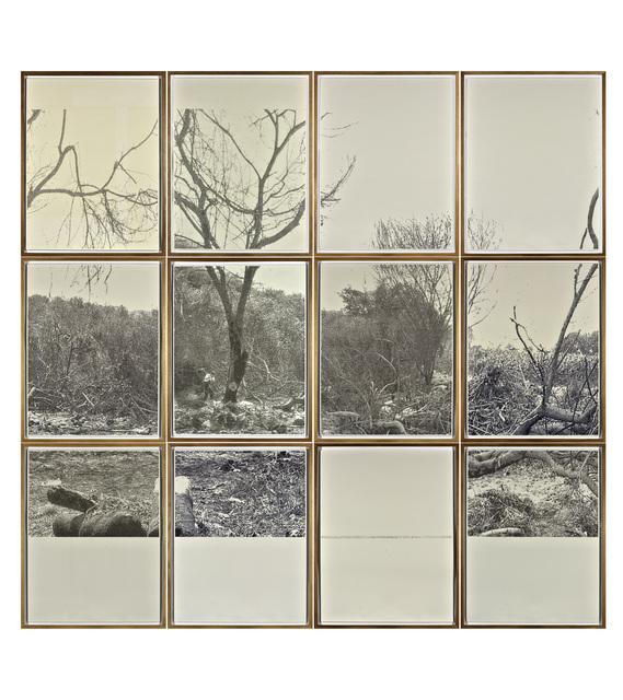 , 'Indented Landscape,' 2011, Revolver Galería