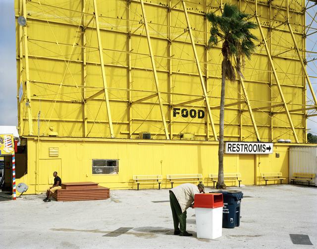 , 'Swap Shop Drive-In Movie Theatre, Fort Lauderdale, Florida    11.2012,' 2012, Magnum Photos