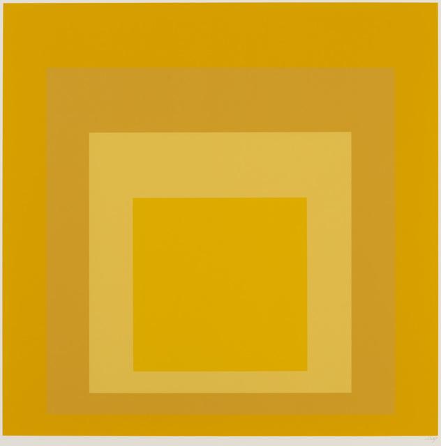 , 'SP X,' 1967, Susan Sheehan Gallery