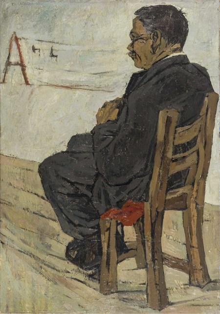Bepi Romagnoni, 'Vecchio', 1955, ArtRite