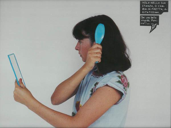 , 'Sei una stupida Patricia. Mythes et Clichés. Fotoromanzi, serie Attesa,' 1976-1980, Frittelli Arte Contemporanea