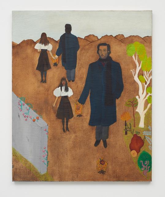 , 'Pongo la Mano al Fuego,' 1969-1972, Lehmann Maupin