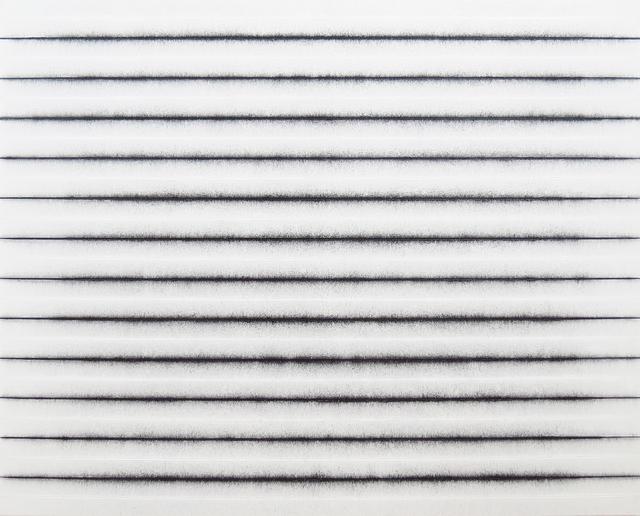 , 'Portée silencieuse #2,' 2016, Caroline Pagès Gallery