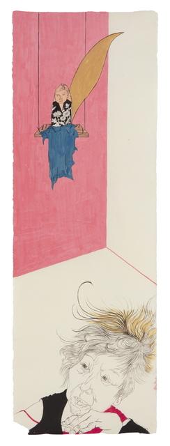 Suknam Yun, 'Self-Portrait', 2018, Hakgojae Gallery