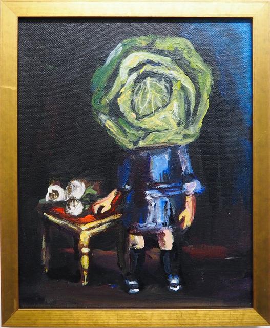, 'chou girl,' 2018, Kristin Hjellegjerde Gallery