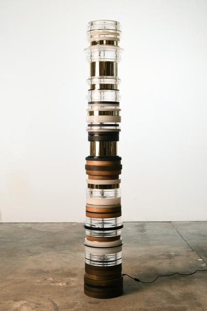 Matt Gagnon, 'Light Stack No. 4', 2018, THE NEW