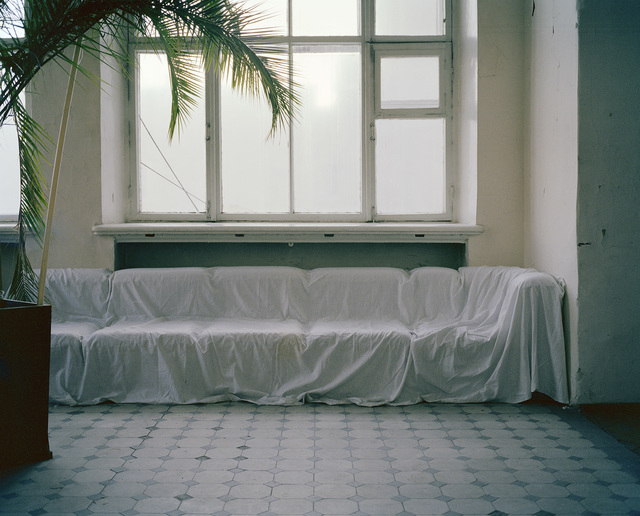 , 'Sofa from series Being Present,' 2012, Temnikova & Kasela