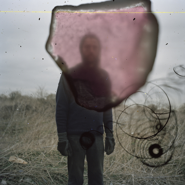 , 'Untitled (Matt), from the series 'Talking to Ants',' 2009-2012, CHRISTOPHE GUYE GALERIE