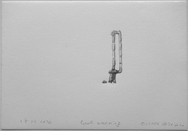 , 'Local warming,' 2010, SARIEV Contemporary