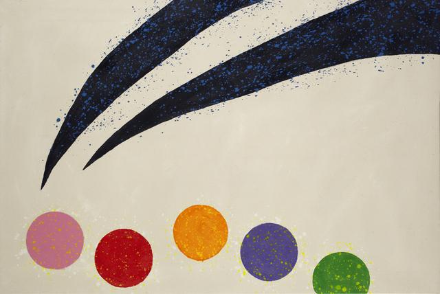 , 'Cinque della Vita,' 2012, DIE GALERIE