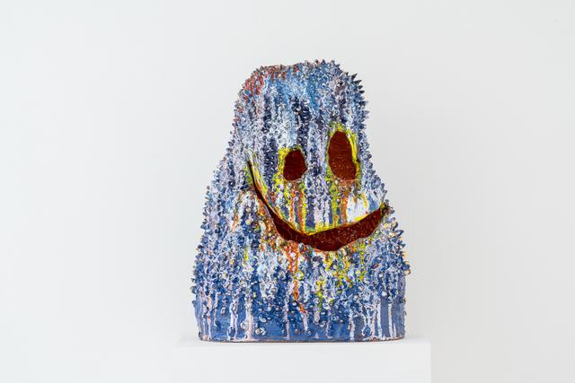 , 'Pointy Blue Head,' 2018, Sullivan+Strumpf