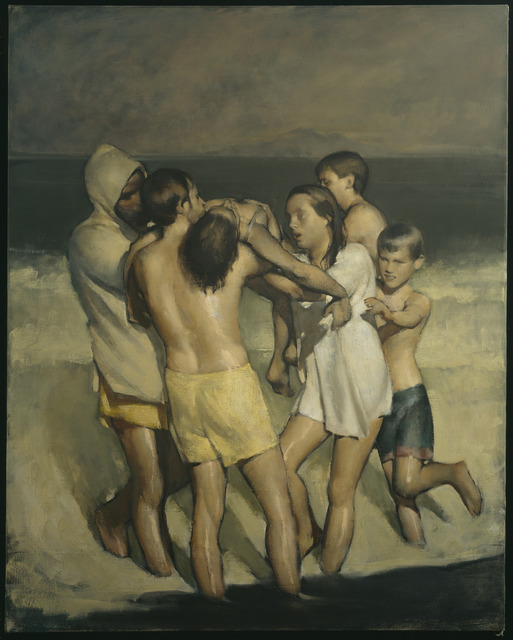 , 'In the Waves,' 1992, Susan Calloway Fine Arts