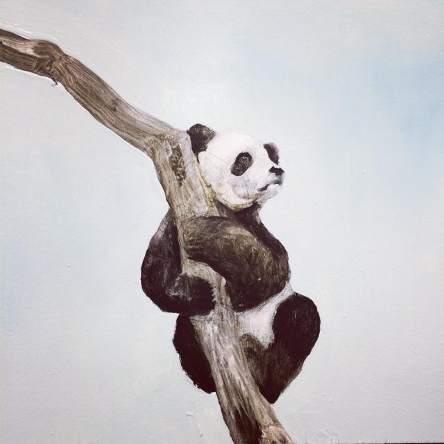 , 'Panda Study,' 2014, Subliminal Projects