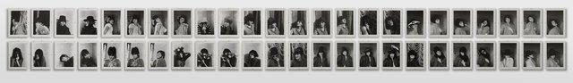 , 'Verwandlungen (Transformations),' 1969, Richard Saltoun