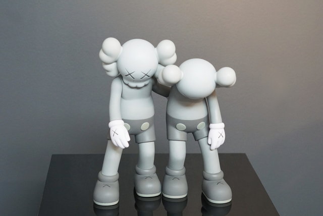 "KAWS, 'Along The Way ""Companion"" Toys, 2019', 2019, Sculpture, Vinyl, Arton Contemporary"