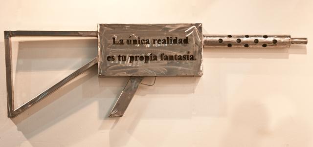 , 'La única realidad es tu propia fantasía,' 2014, Militantes