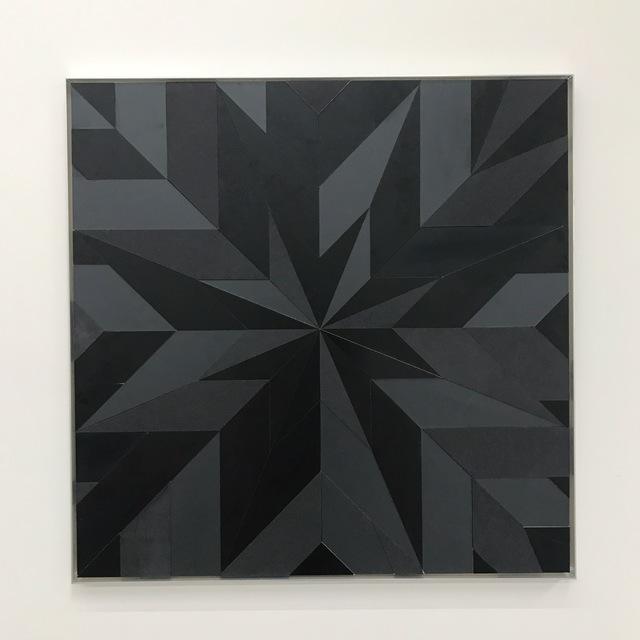 , 'Black Star,' 2018, Spencer Brownstone Gallery