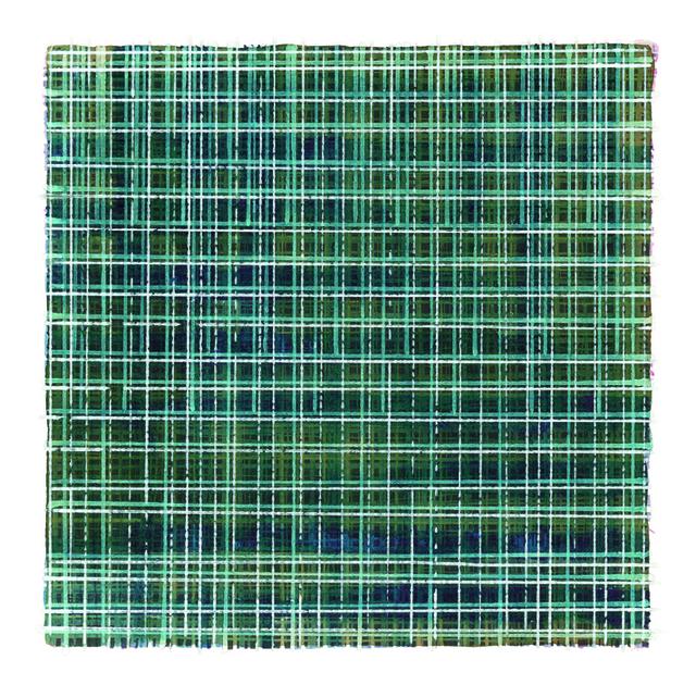 , 'Grid,' 2018, Galerie Jordanow