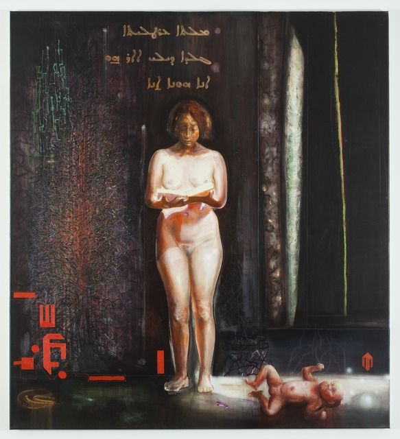 , 'The Reading,' 2010, WILLAS Contemporary