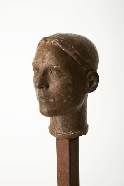 , 'Brown Head,' 1985, Allan Stone Projects