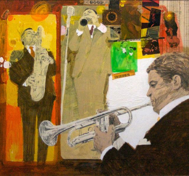 Andy Virgil, 'Maynard Ferguson', ca. 1960, Collezionando Gallery