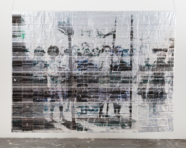 , 'In All Our Decadence People Die I,' 2014, A Palazzo Gallery
