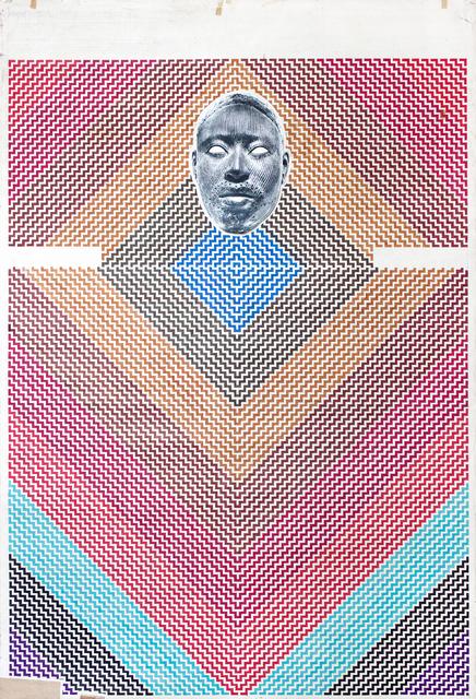 , 'GODDESS,' 2017, Asya Geisberg Gallery
