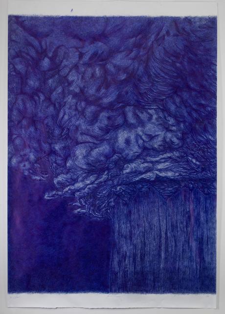 Jan Fabre, 'Berlin/ Tornado's - (VI)', 1988, Templon