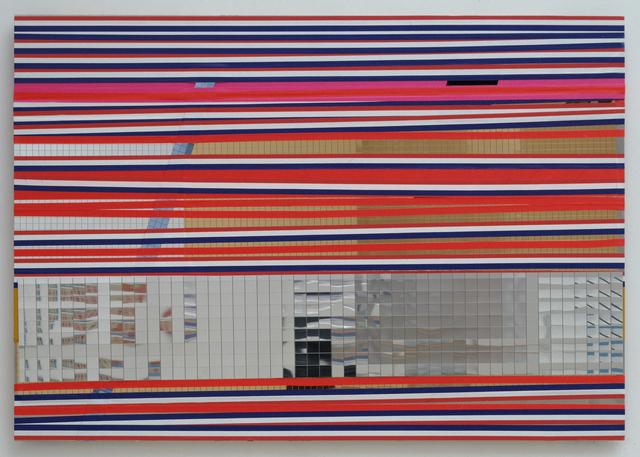, ' Soziale Fassade,' 2002, Martin-Gropius-Bau