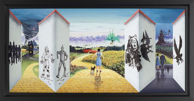 John D Wilson, 'The Land Of Oz', 2018, Castle Fine Art