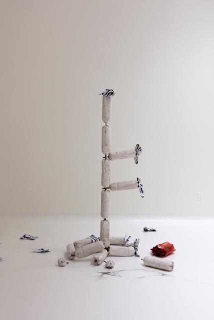 , 'll (working title),' 2016, Nasher Sculpture Center