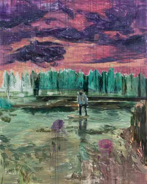 , '殉道者 The Martyr,' , Matthew Liu Fine Arts
