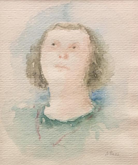 , 'Female Head #7,' ca. 1957, Bakker Gallery