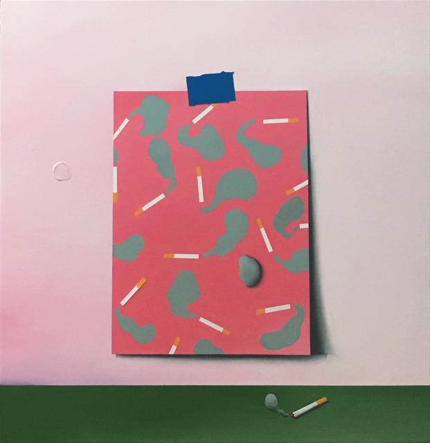 , 'pattern painting #1,' 2018, John Wolf Art Advisory & Brokerage