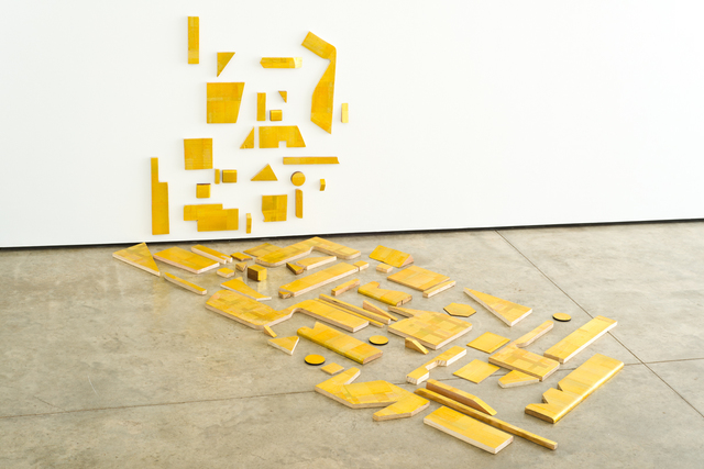 , 'Ghost Brics,' 2015, Lora Reynolds Gallery