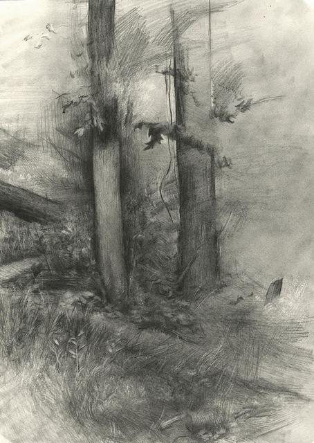 Evan Kitson, 'Vytlacil Landscape', 2018, IX Gallery