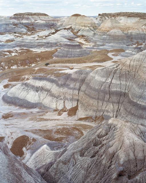 , 'Blue Mesa, Petrified Forest National Park, Arizona 2018,' 2018, Sikkema Jenkins & Co.