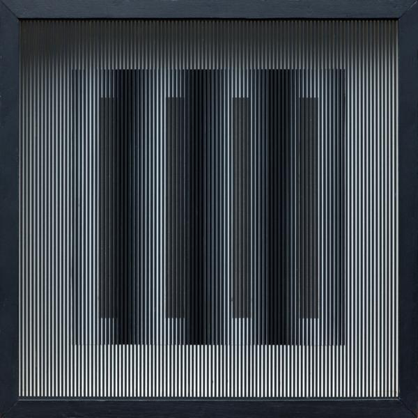 , 'Stereo-Object STI 80/10,' 1976, Renate Bender