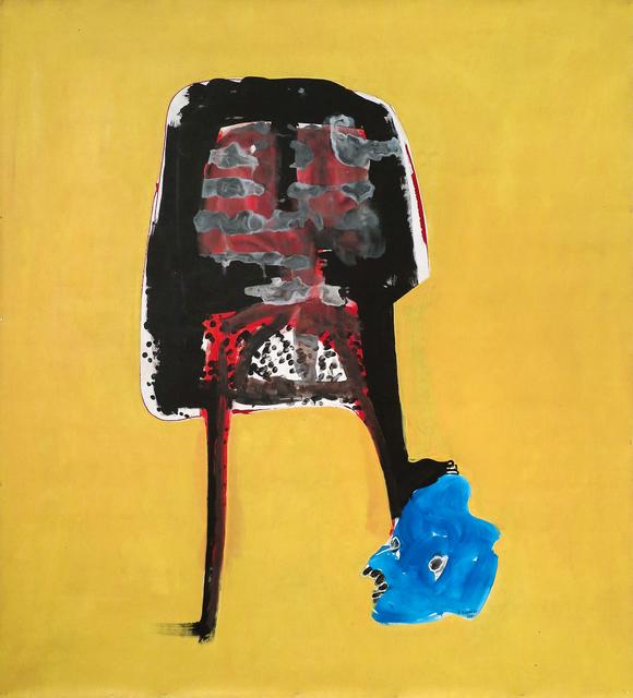 , 'Sans tête ,' 2016, Magnin-A