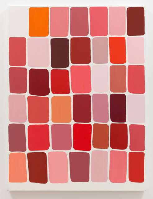 Meg Cranston, 'Hue Saturation Value (Red)', 2018, Meliksetian | Briggs