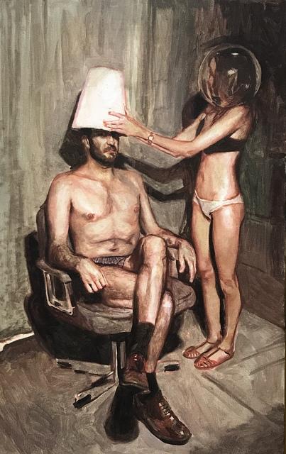 , 'Conspirando en el exilio,' , Galeria Contrast