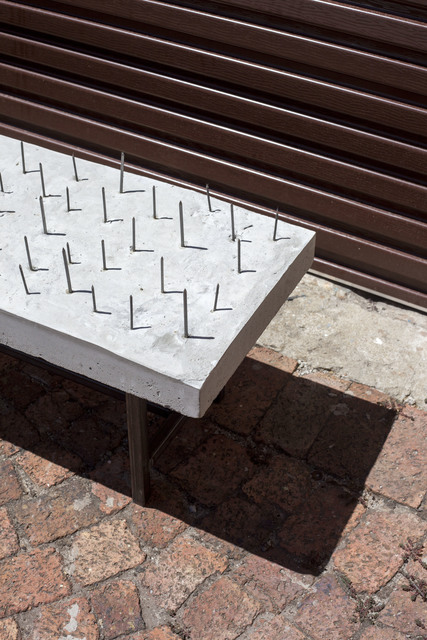 , 'Gallery Bench,' 2017, SMITH