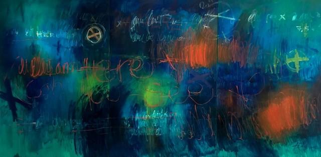, 'I'm Still Here (Triptych),' 2015, ARTSPACE 8